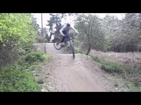 Rendlesham forest mountain biking