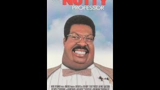 Opening To The Nutty Professor 1996 VHS