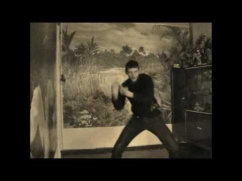 Ian Curtis Dancing (RARE)
