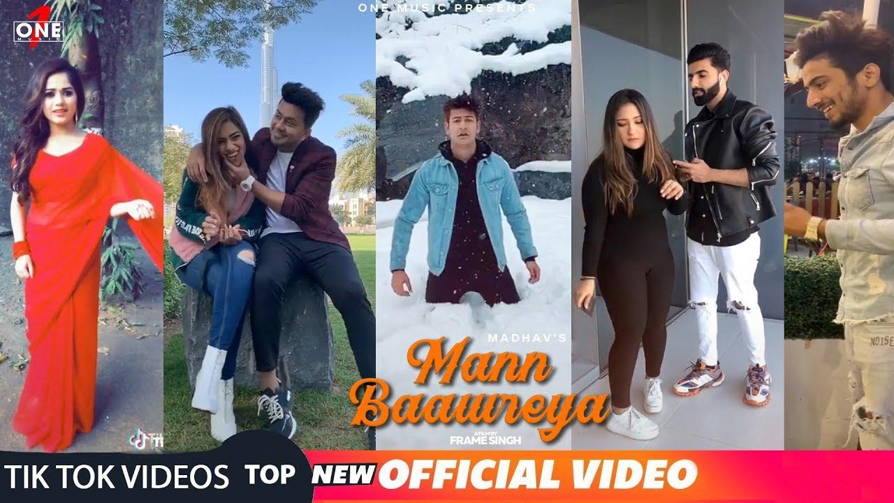 Mann Baawreya | Top 50 Tik Tok Videos | Musicaly Most Popular | Madhav  Mahajan | Latest Songs 2019