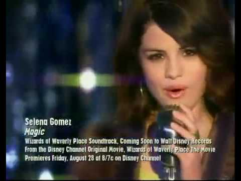 Selena Gomez - Oh Oh It's Magic (official music video ) HQ