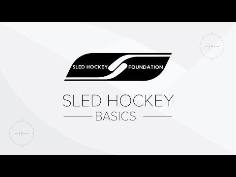 Sled Hockey Basics - Skills, Rules, And Equipment Tutorial