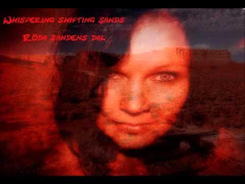 Röda sandens dal / The shifting whispering sands / cover