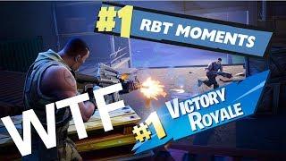 BEST & FUNNY MOMENTS #1 WTF?! (Fortnite Battle Royale Highlights)