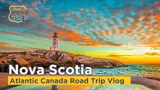 Road Trip Nova Scotia -Canada's Ocean Playground