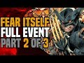 Fear Itself Part 2: Asgardian Armor Wolverine and The Worthy vs The Mighty