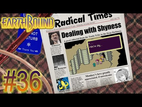 Radical Bromance: EarthBound Ep.36 - Monkey Love