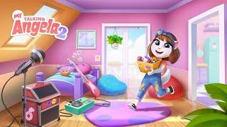 Benim Konuşan Angela'm 2 Oyunu - (Android Gameplay) screenshot 5