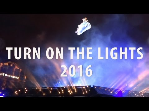 Turn on the Lights 2016 - Amsterdam Bijenkorf