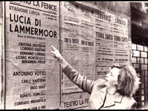 Donizetti: Lucia CD1 With Deutekom, Tucker, Votto '70
