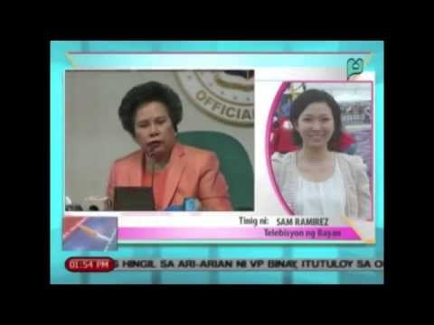 Sen. Santiago: VP Binay hindi maaaring mag-forum shopping || Oct. 10, 2014