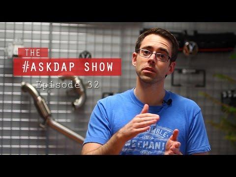#AskDAP Episode 32   VW Dealers Fixing Mistakes, Radio Codes, TSI Oil Leaks ...