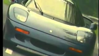Jaguar XJR 15 On Track