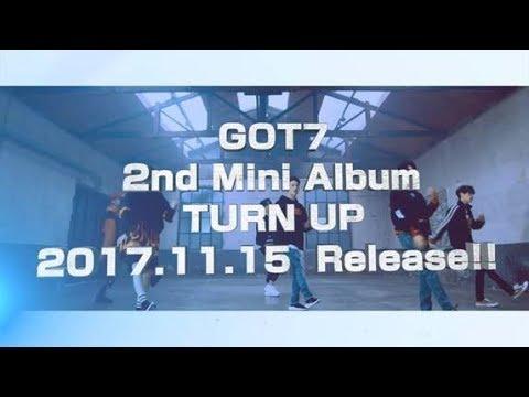 GOT7 『TURN UP』特典映像ダイジェスト