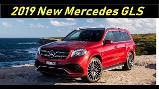 2019 New Mercedes GLS Review Test Drive, Price and Specifications Released