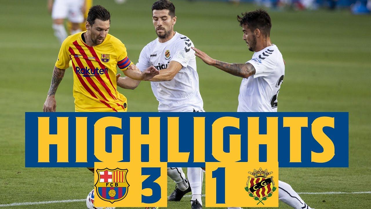 Barcelona 3-1 Girona LIVE! Latest score, goal updates, team news ...