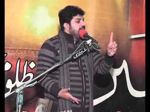 Bagh e Fadak ka Muqadma by Allama Aasif Alvi at majlis 8 muharam Bhalwal Sargodha