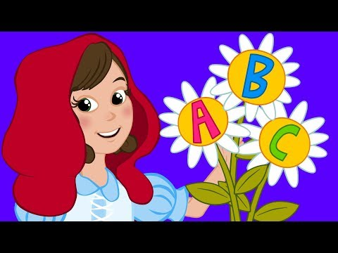 Cappuccetto Rosso Nella Canzone dell'Alfabeto ABC | Canzoni per bambini HD