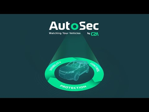 C2A Security Releases AutoSec, the First Automotive Cybersecurity ...