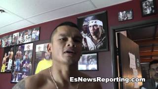 Maidana: Manny Pacquiao Most Exciting Fighter In Boxing