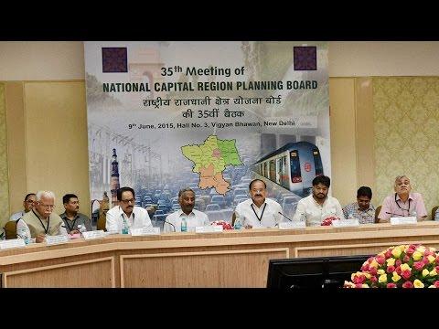 NCR gets bigger : Jind, Karnal & Muzaffarnagar districts added