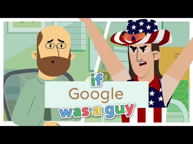 If Google Was a Guy: Quarantine Edition (Part 2)
