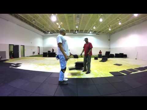Ezell Harding Christian School-Arkansas Commercial Fitness Equipment