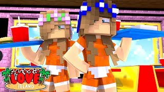 THE LOVE ISLANDERS GET A JOB! w/Little Carly and Little Kelly (Minecraft Love Island). thumbnail