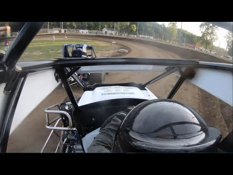 US 24 Speedway, Logansport IN. - dirt track racing video image