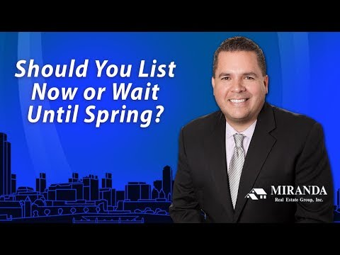 Capital District Real Estate: Should you list now or wait until spring?