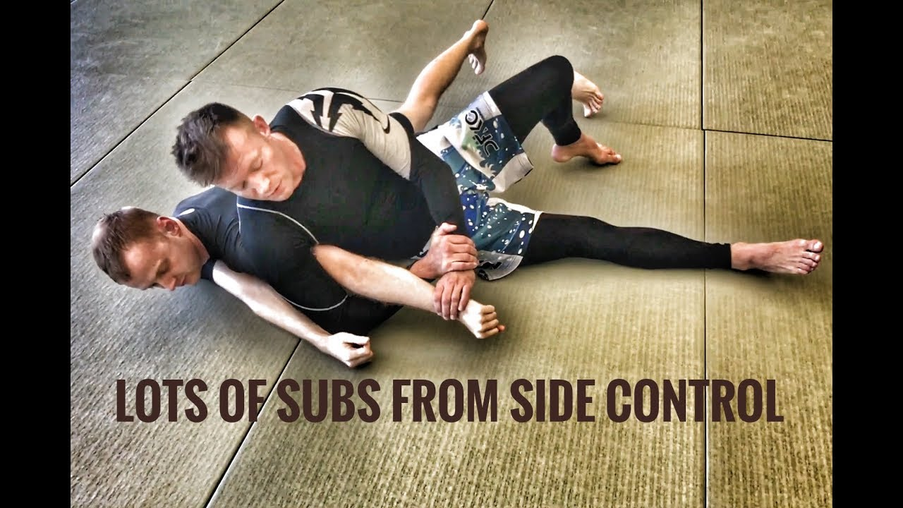 Doubtful. youtube submission wrestling channel domination