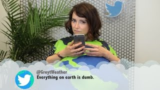 The Environment Reads Mean Tweets | What's Trending Originals