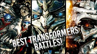 Transformers: Which is the Best Battle in the Transformers Movie Franchise