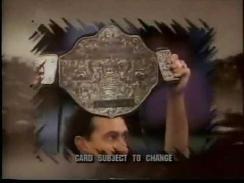 WCW Spring Stampede 1994 Promo (V. 2)
