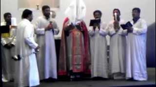 Indian Orthodox - Good Friday Service - Sleebhayaghosham