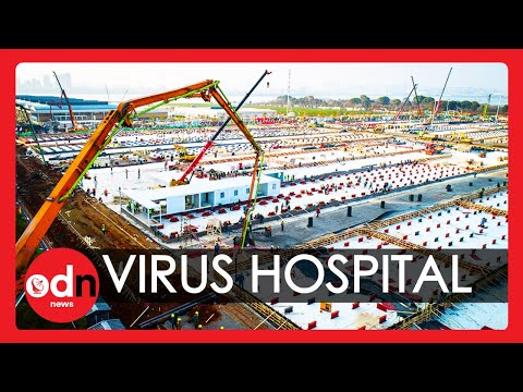 Second Coronavirus Hospital Completed in Wuhan