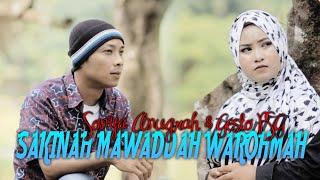 SONYA ANUGRAH & GESTO PSG - SAKINAH MAWADDAH WARROHMAH (OFFICIAL MUSIC VIDEO)