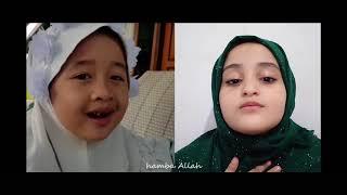 Aishwa Nahla ft Aliyah Husein - Ya Habibal Qalbi
