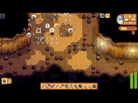 スター デュー バレー ドクロ の 洞窟 ドクロの洞窟 - Stardew