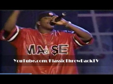 """Mase ft. Total - """"Tell Me What You Want"""" Live (1998)"""