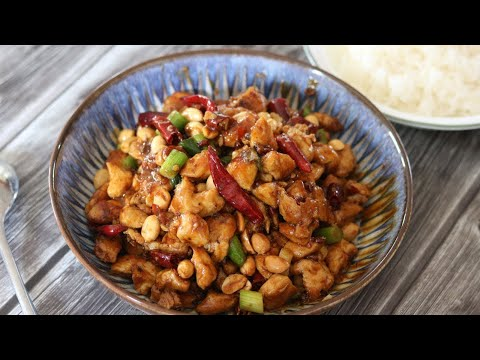 BETTER THAN TAKEOUT - Kung Pao Chicken