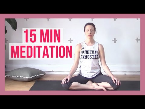 Easy Guided Meditation for Beginners - 15 min Meditation for Clarity & Relaxation