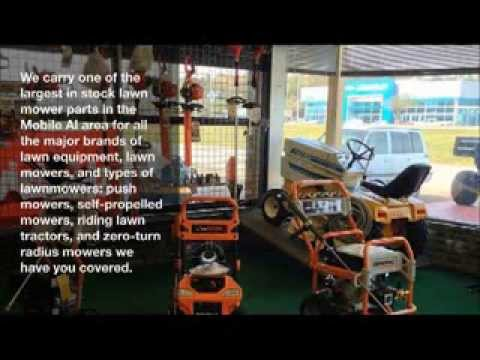 Small Engine Repair and Lawn Mower Repair Mobile Alabama
