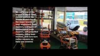 Small Engine Repair and Lawn Mower Repair Mobile Alabama