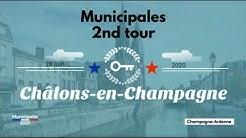 Municipales 2020 : débat du second tour à Châlons-en-Champagne