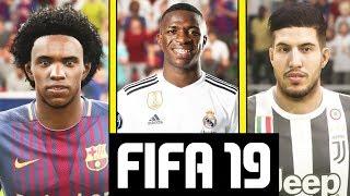 FIFA 19 Career Mode - STARHEAD TRANSFERS (Vinicius Junior, Willian, Emre Can & More)