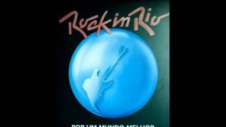 Rock in Rio music 2011 - Emicida, Toni Garrido e Zé Ricardo