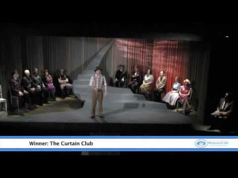 Curtain Club Theatre RHCOC Business Award Video
