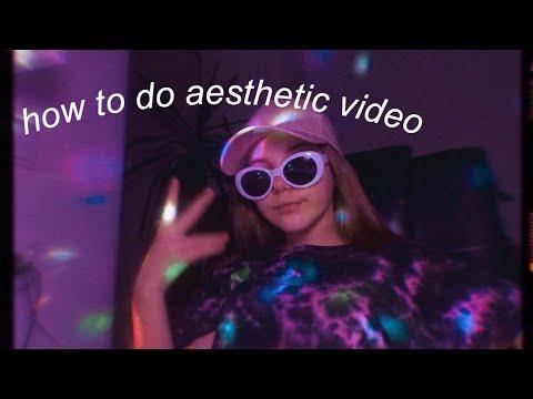 как делать aesthetic edit // ALINA VIRH🤧