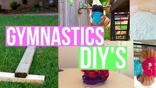 Easy Gymnastics DIY